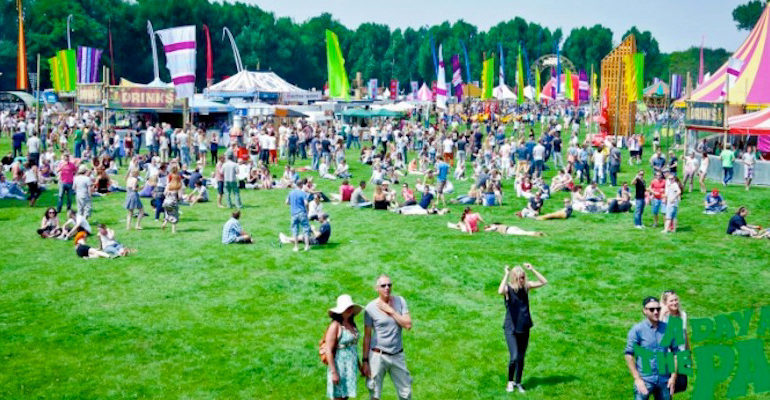 Zomerfestival: A Day at the Park
