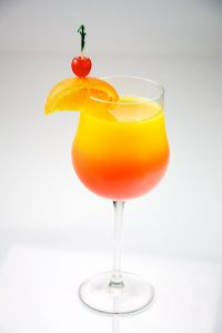 Tequila Sunrise cocktails voor een indian summer